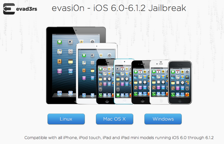 Download evasi0n